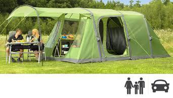 Camping Large Family Tent