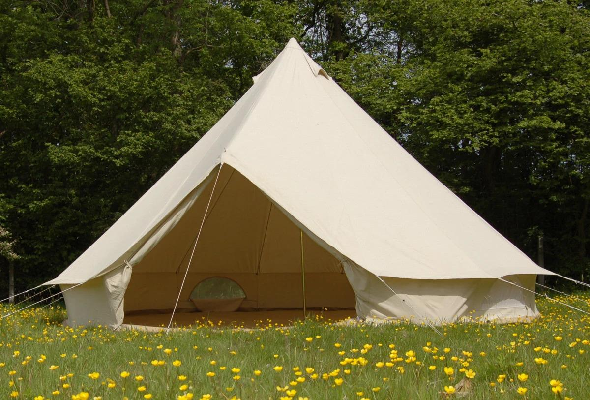 H - Glamping Bell Tent