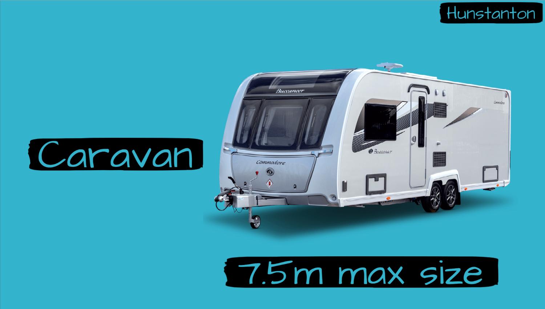 Hunstanton - Caravan