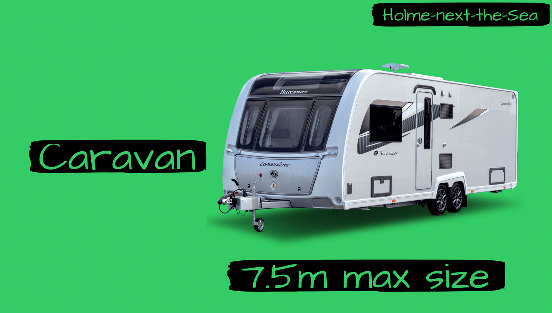 Holme - Caravan