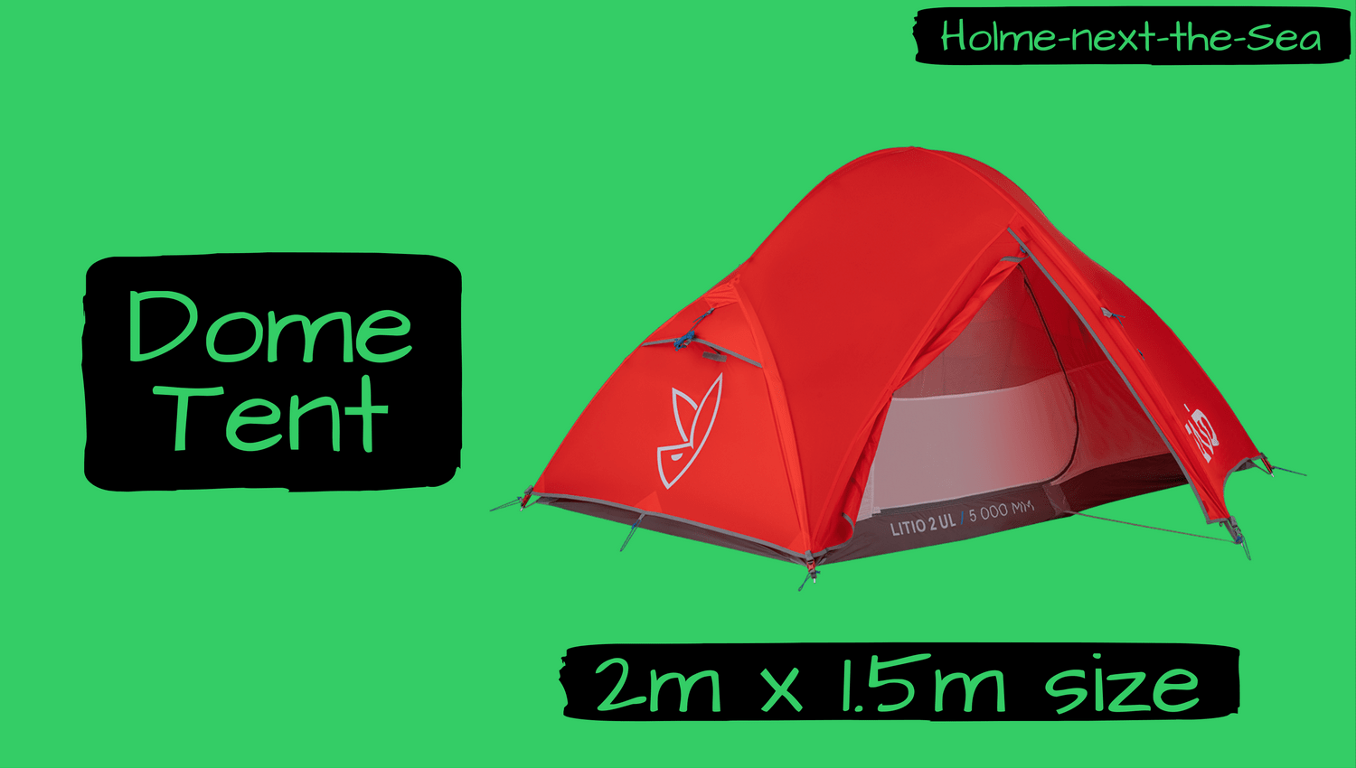 Holme - Dome Tent