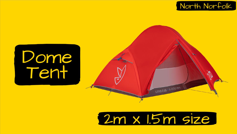 Burnham - Dome Tent