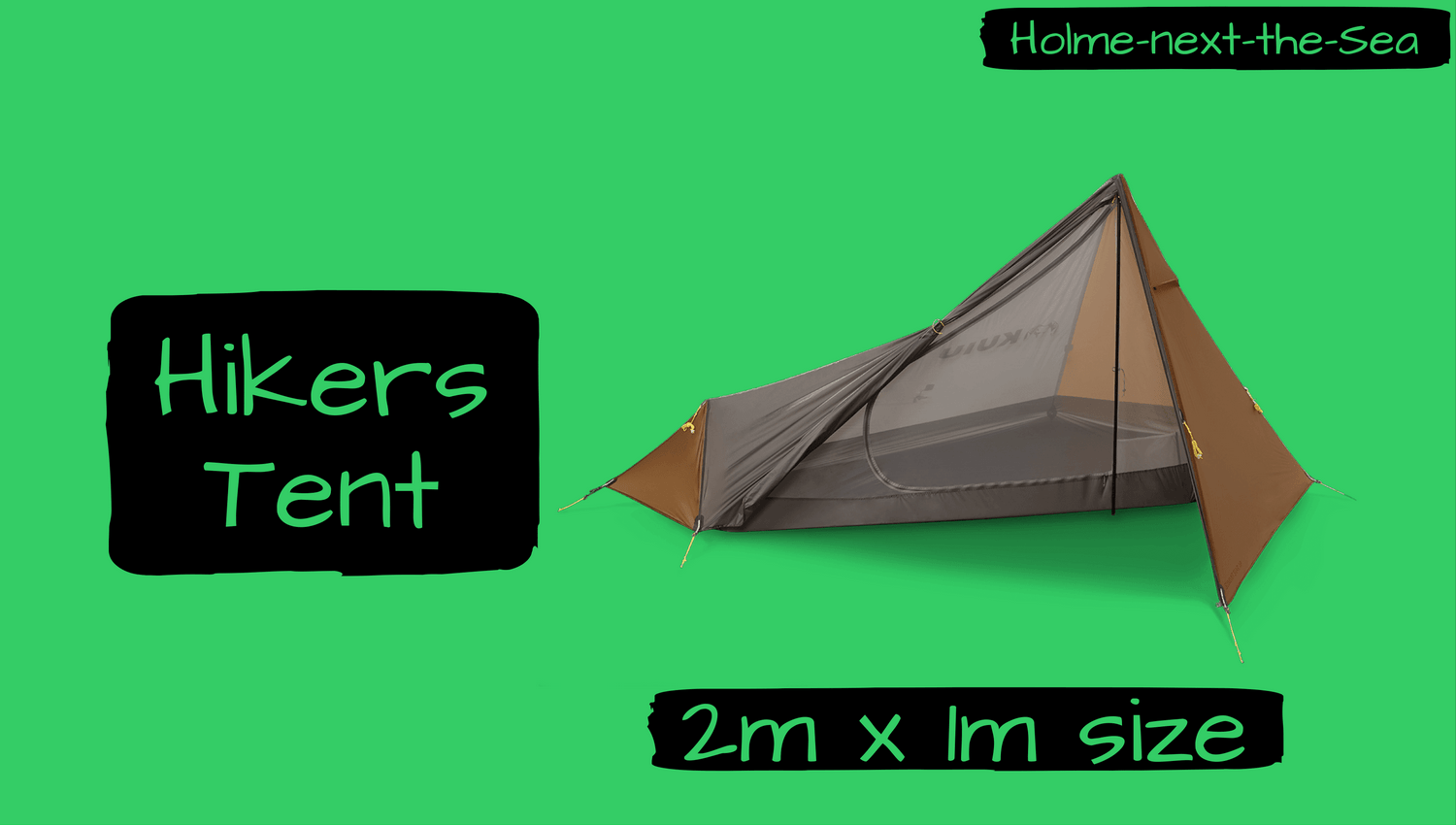 Holme - Hikers Tent