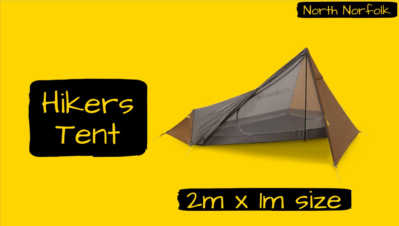 Burnham - Hikers Tent