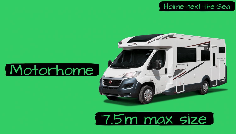 Holme - Motorhome