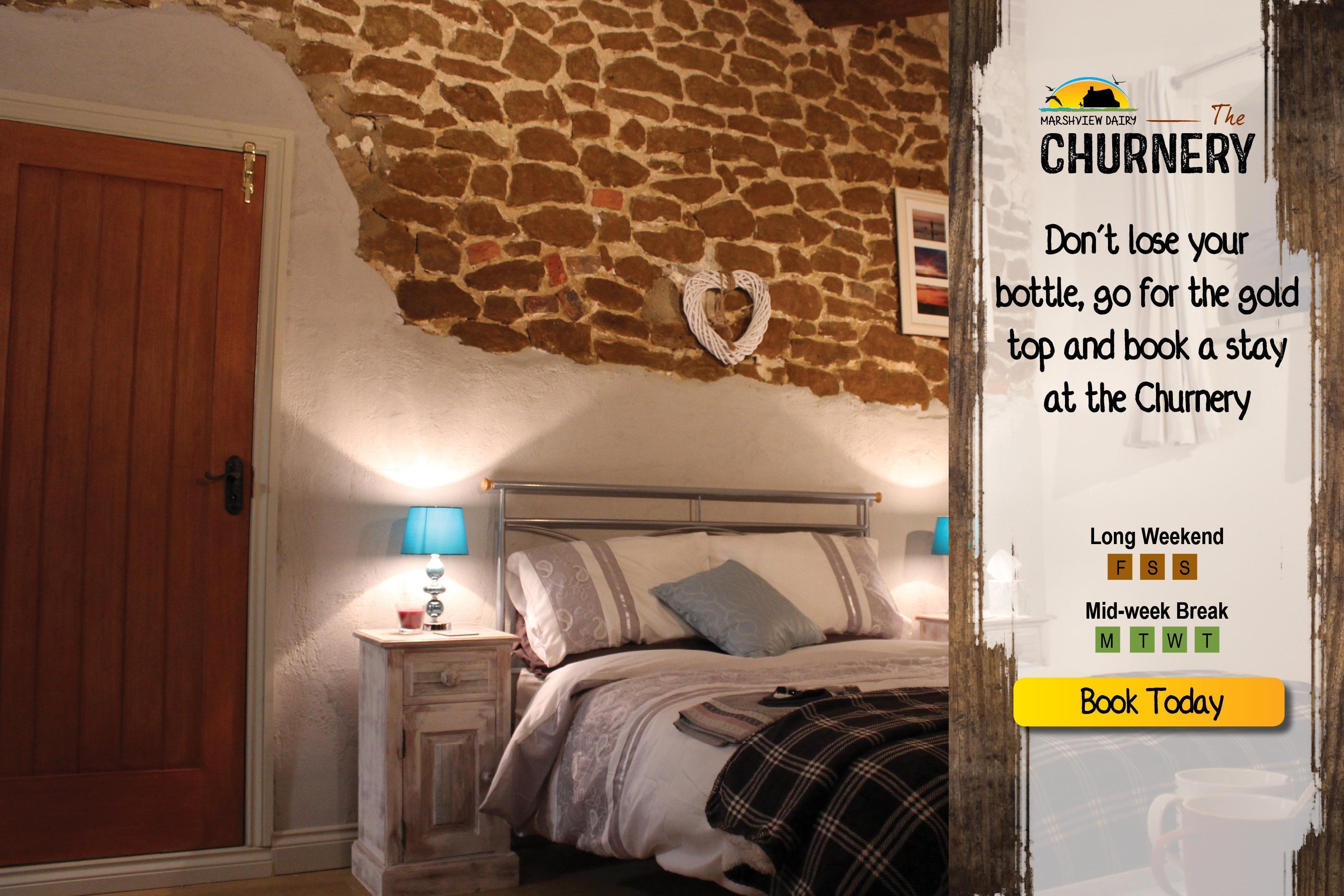 Norfolk Coast Accommodation-The Churnery