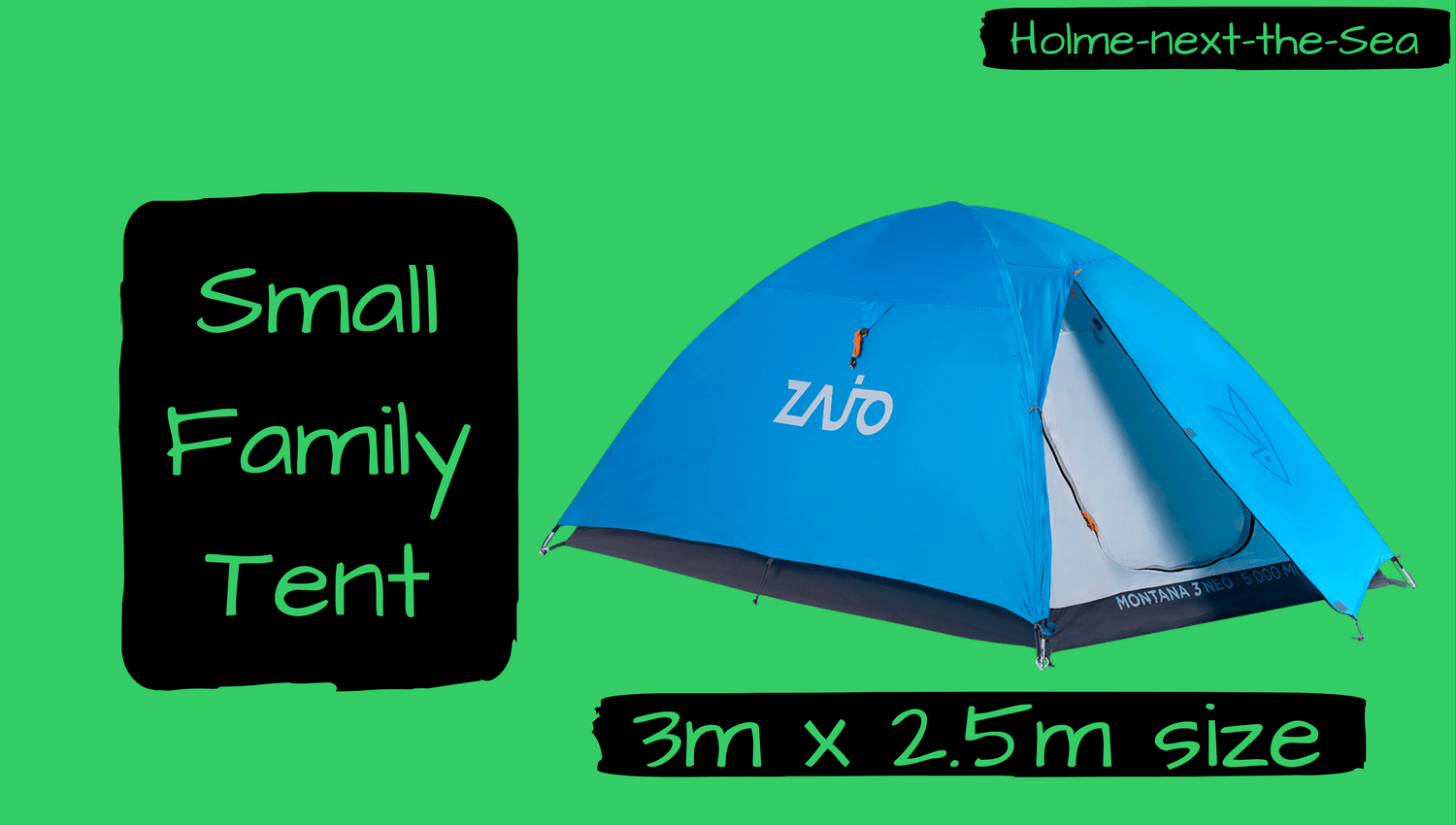 Holme - Small Family Tent